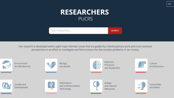 Researchers portal now available