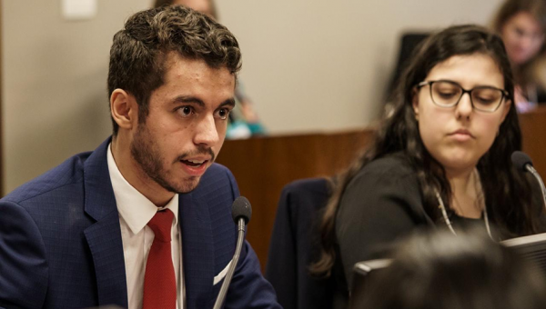 Law School students win international mediation award