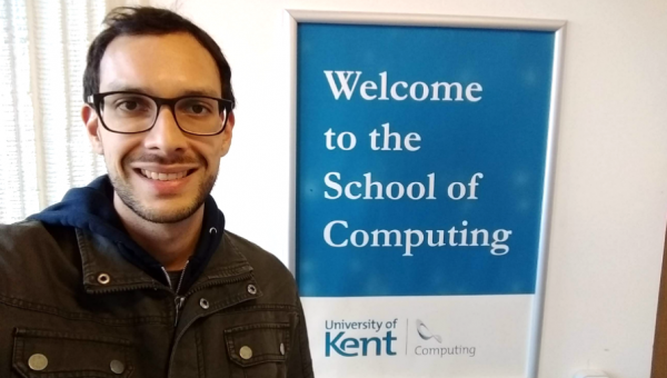 Student awarded PUCRS-PrInt grant to do research at University of Kent