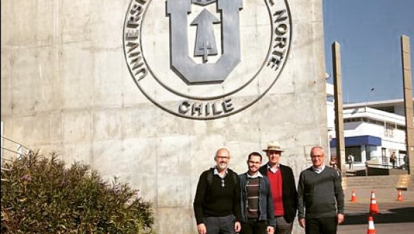 Joint doctoral degree brings PUCRS and Chilean University together