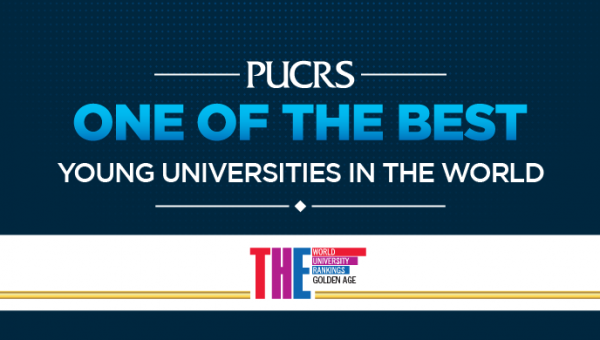 PUCRS among best young universities in the world