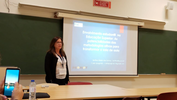 PUCRS' active methodologies presented in international congress