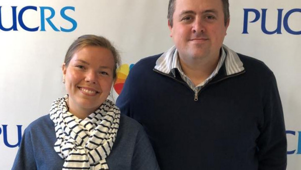 Finnish student interns for a month at BraIns