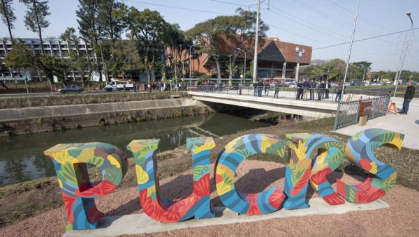 PUCRS builds new bridge and other revitalization initiatives on Ipiranga Avenue
