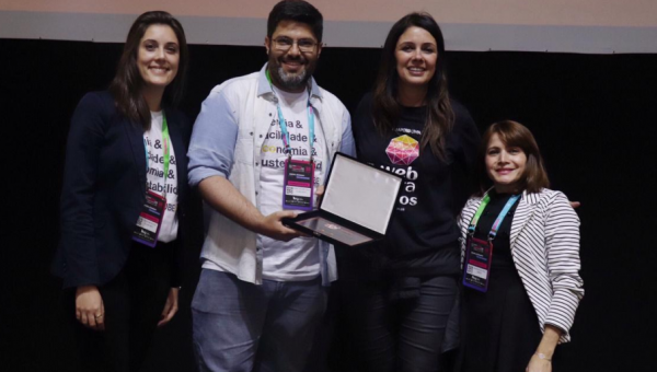 UN commends startup ClubeWatt at national stage of World Summit Awards