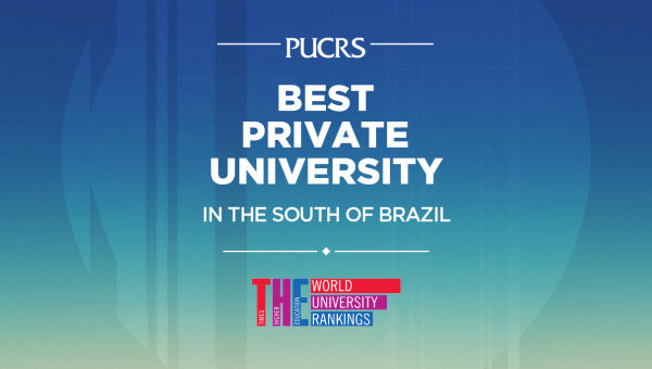PUCRS ranks atop private institutions in international ranking