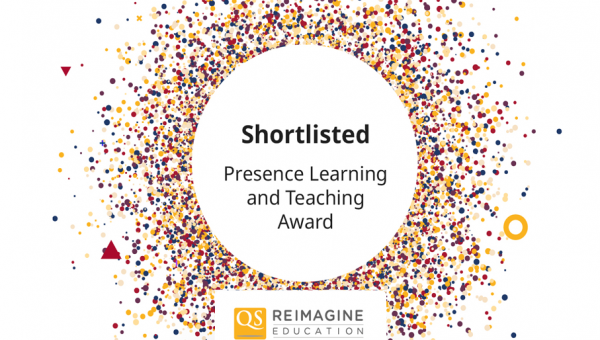 IDEAR made to finals of the Reimagine Education Awards