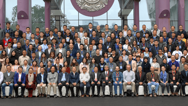 Professor makes presence felt in primatology conference in China