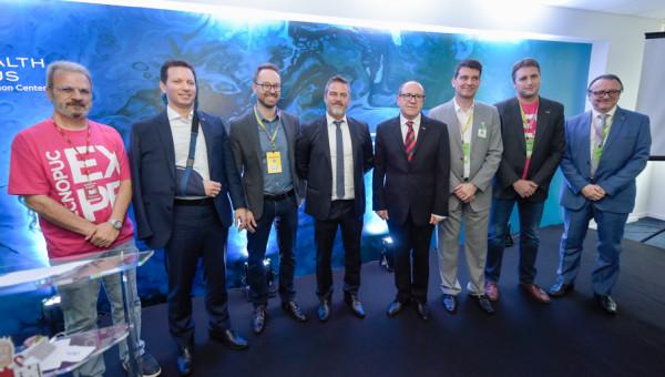Biohub wins Health Innovation award