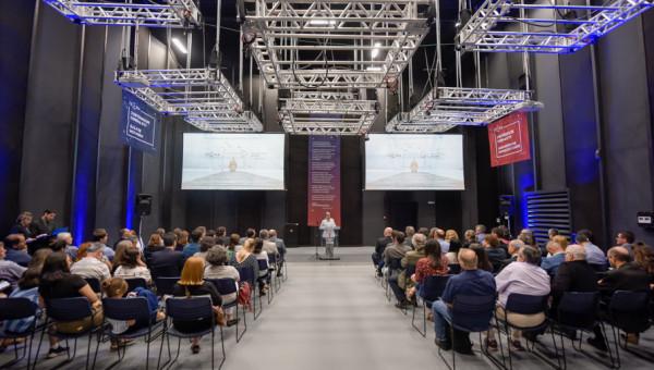 University opens major center for audiovisual production