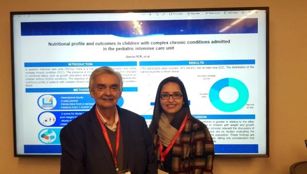 Researchers of Graduate Program in Pediatrics and Child Health attend USA congress