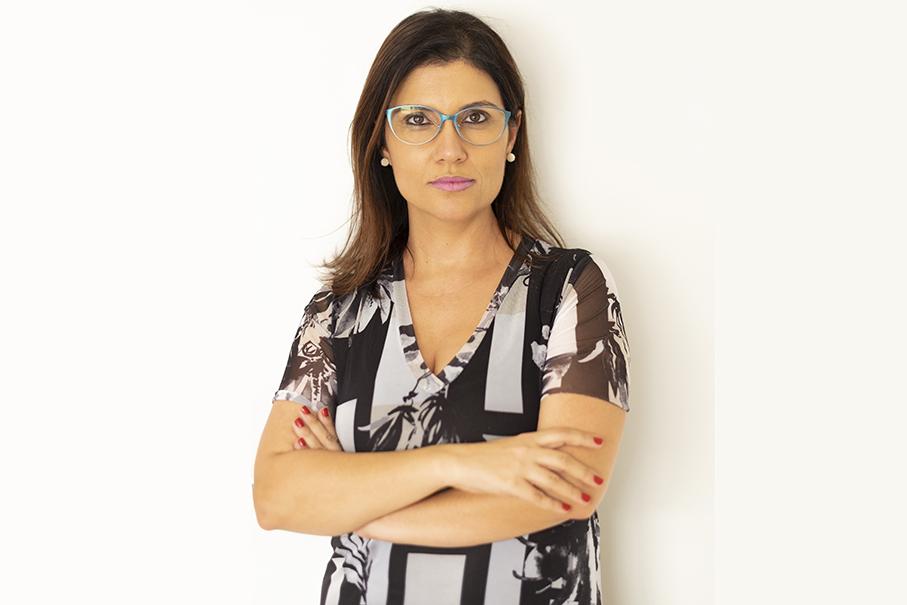 Rochele Paz Fonseca / Photo: Personal archive