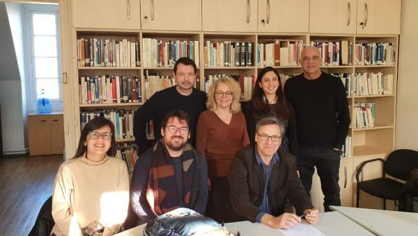 School of Humanities Professor serves as visiting professor in Paris