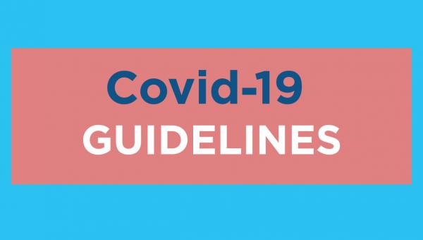 Covid-19 orientation for the University Community