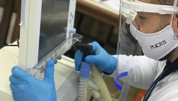 PUCRS laboratories coordinate network to fight coronavirus