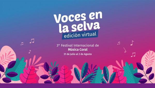 PUCRS' Philharmonic Choir joins 3rd International Music Festival Voces en la Selva