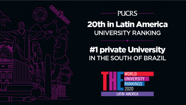 PUCRS among the best Latin American universities