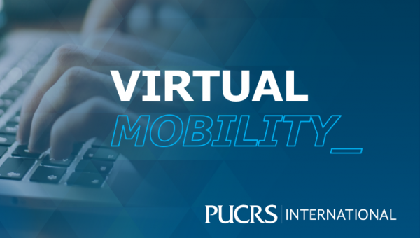 PUCRS now offering virtual mobility to international students
