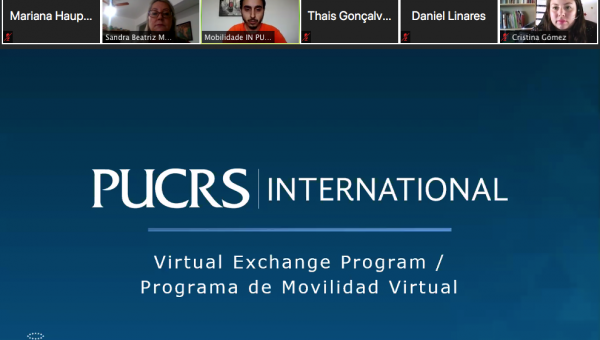 Virtual event to welcome new international students