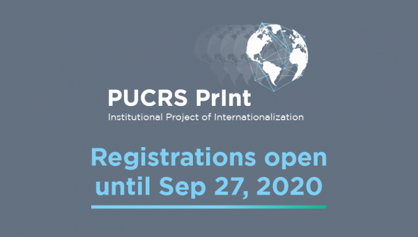 PUCRS-PrInt calls open for visiting professors and researchers in Brazil