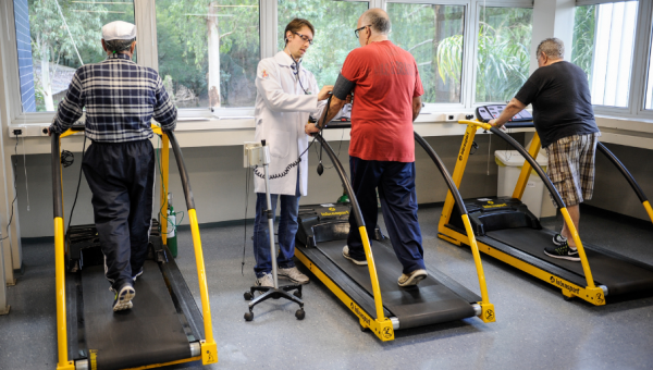 Program helps rehabilitation of patients with Covid-19 sequelae