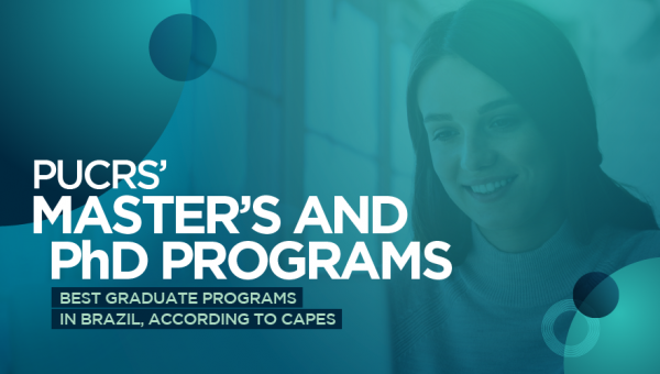 Begin your Master's or PhD at PUCRS in 2021