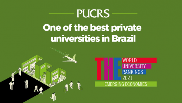 PUCRS still among best universities in emerging countries