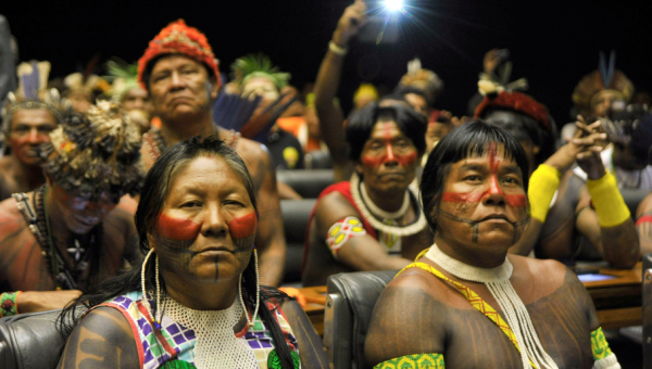 Study looks at contact of indigenous populations with other civilizations