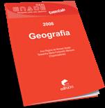 ENADE Comentado 2008 – Geografia