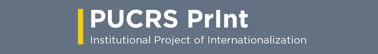 Banner Institutional Project of Internationalization – PUCRS-PrInt