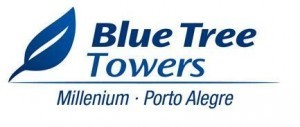 Blue tree towers