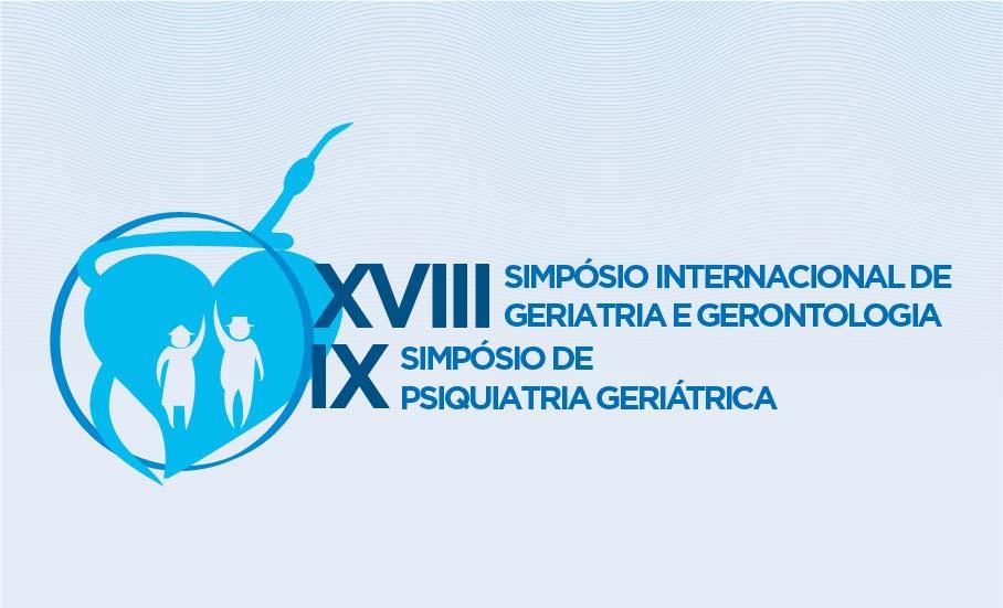 EVENTO CANCELADO – XVIII Simpósio Internacional de Geriatria e Gerontologia IX Simpósio de Psiquiatria Geriátrica