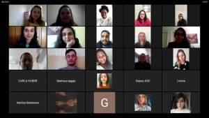 Participantes - tela 2