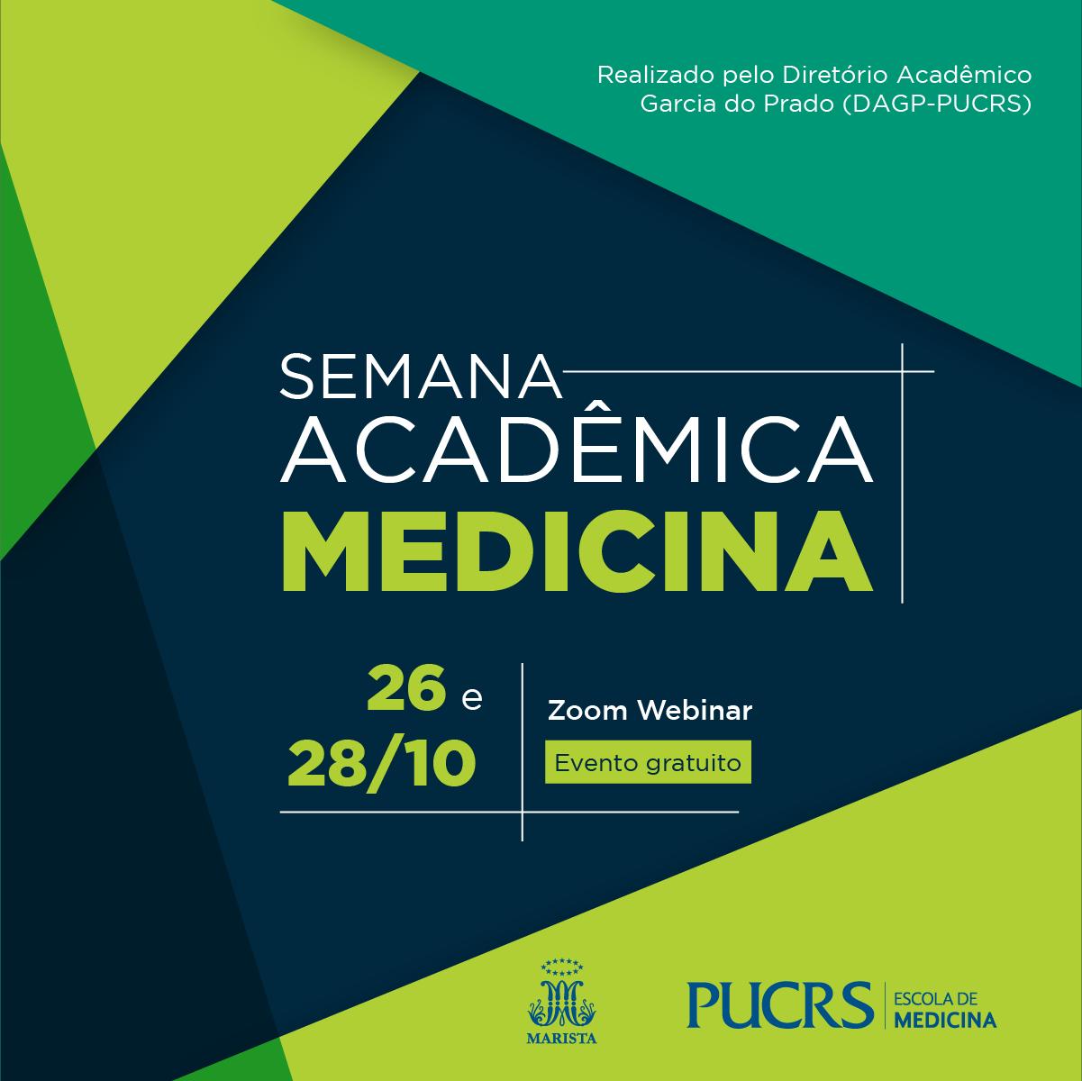 III Semana Acadêmica da Escola de Medicina