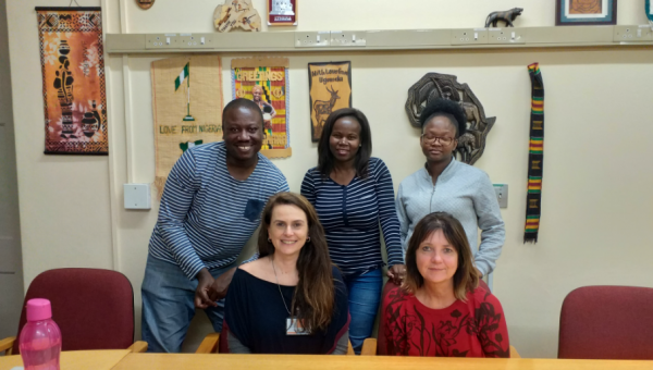 PUCRS-PrInt mission congregates researchers from University of Pretoria and PUCRS