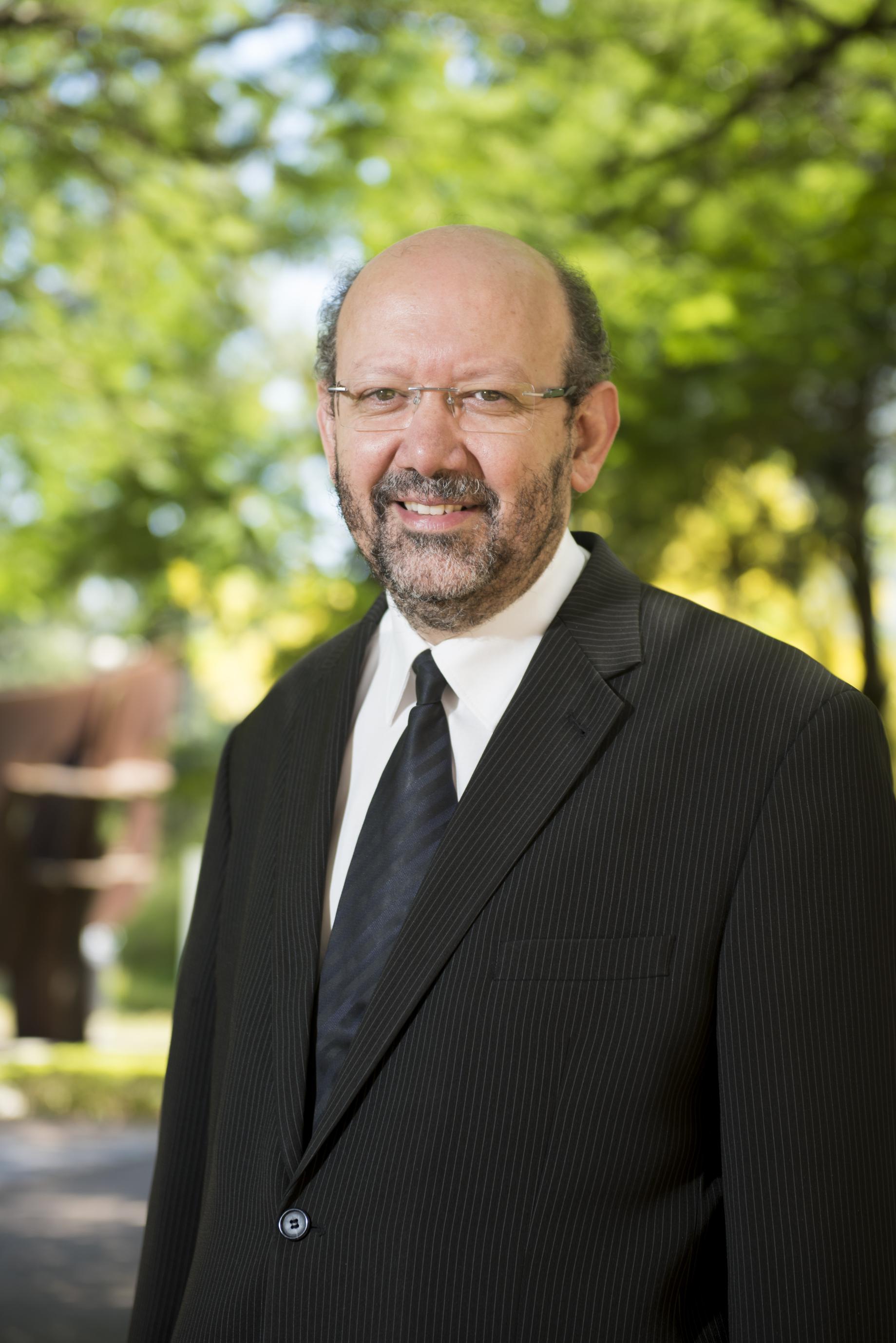 Draiton Gonzaga de Souza, decano da Escola de Humanidades