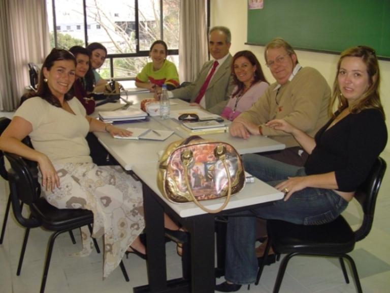 Encontro com o Prof. Alonso Tapia