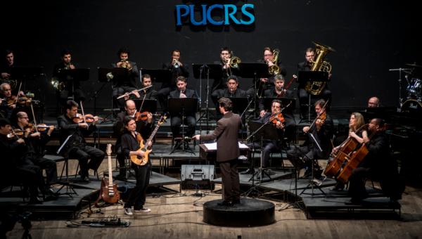 Orquestra homenageia as mulheres