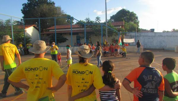 Projeto Rondon: a realidade brasileira ao alcance dos olhos