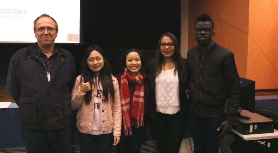 Colóquio para Estudantes de Mobilidade Acadêmica: Pluralismo cultural e trajetória inter-religiosa
