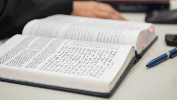 Aula inaugural trata de Judaísmo e Bioética