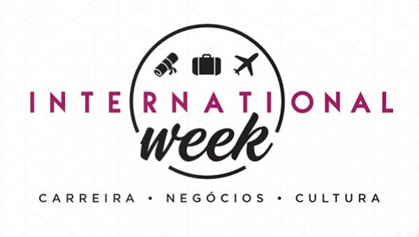 International Week aborda carreiras, negócios e cultura