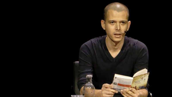 Abdellah Taïa e Alejandro Zambra estão na PUCRS, na Primavera Literária Brasileira