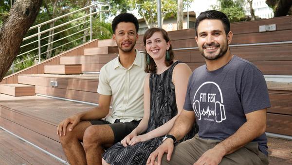 Novos bolsistas da Fulbright atuam na Escola de Humanidades