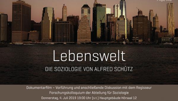Filme brasileiro sobre Alfred Schütz tem semana de exibição na Alemanha
