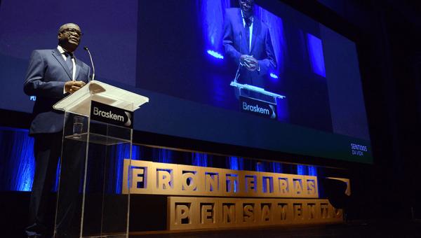 Prêmio Nobel faz apelo por paz e justiça no Congo