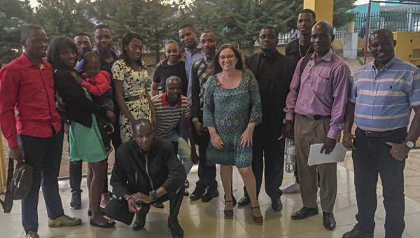 Professores da PUCRS organizam cursos e mestrado em Angola