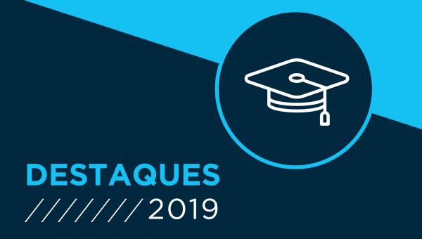 Destaques 2019: Novidades na Graduação e na Pós-Graduação