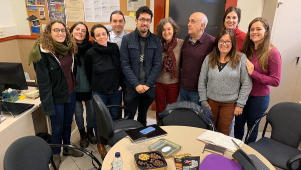 Professora analisa metodologias de ensino na Universidade de Barcelona