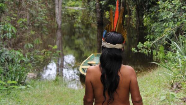 Populações indígenas e aldeias contra o coronavírus